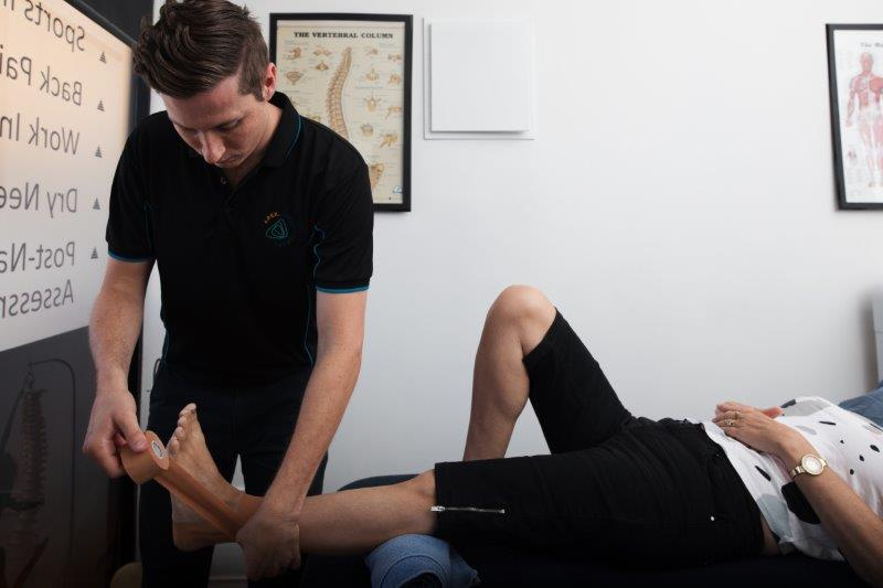 - Manipulative and Sports Physio