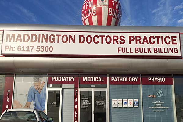Maddington-Physio